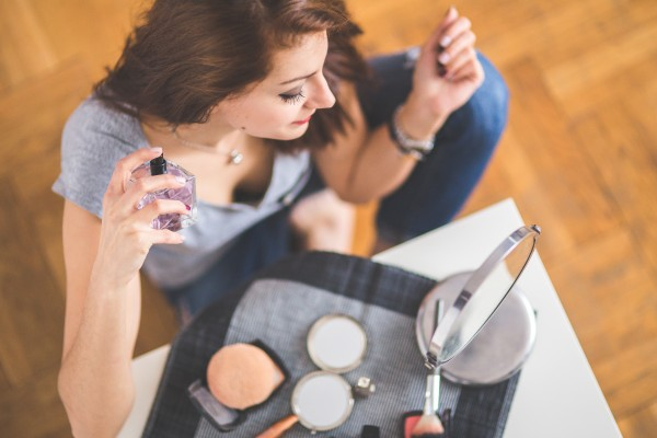 男性は女性の〇〇な香りに弱い『魅惑の香水テクニック』