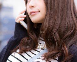 電話では内容より声質!男性が好む癒される女性の電話の声