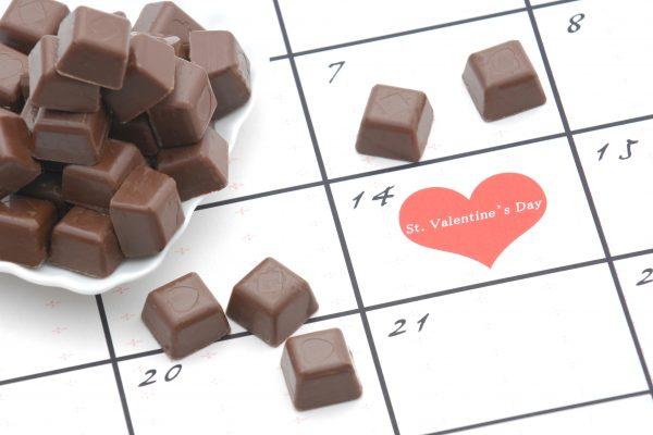 「休みの場合」バレンタインデー・本命チョコの渡し方、渡すタイミング