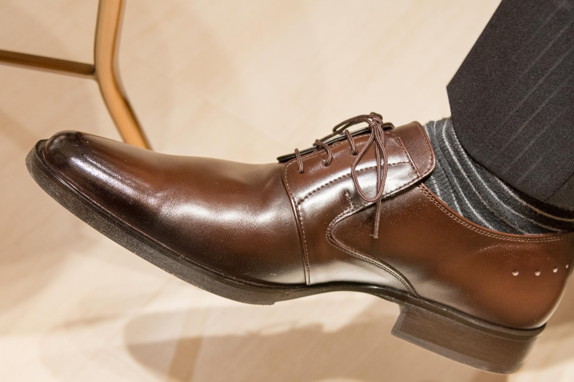 「靴」深層心理・男性心理