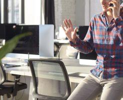職場の気になる男性上司に好かれる!気に入られる5つの方法